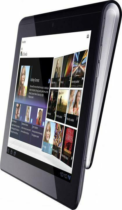 Tablet sony sgpt114it/s16gb wifi android 3g sony